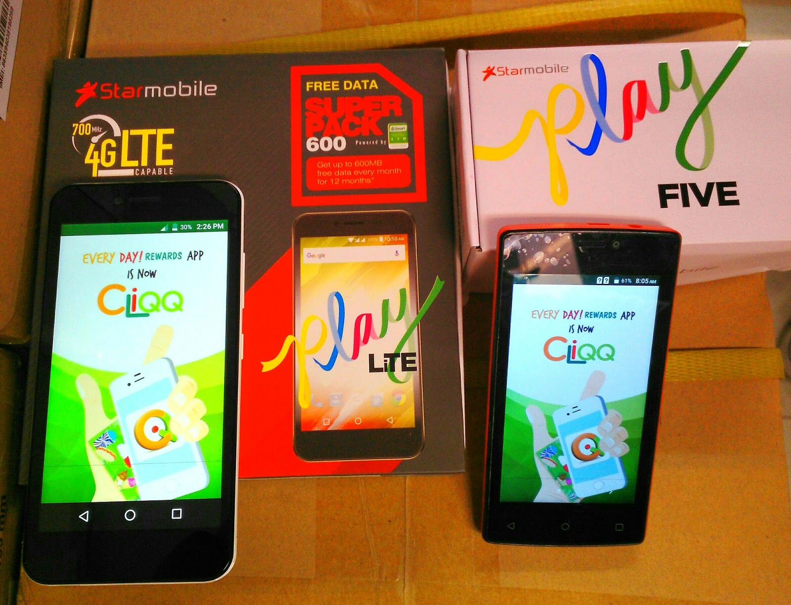 You Can Now Order Starmobile Phones Via 7-Eleven\'s CLIQQ Machine ...