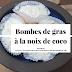 """Recette : bombes de gras à la noix de coco (""""fat bomb"""")"""