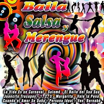 BAILA SALSA Y MERENGUE - VA (2013)