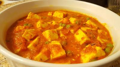Shahi Paneer Food Recipe