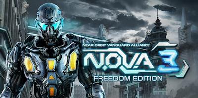 N.O.V.A 3 Freedom Edition Apk Data