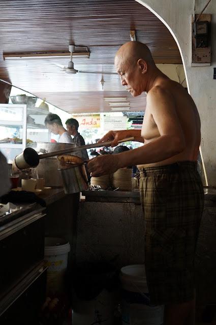 Legenda kopi Pontianak, Asiang