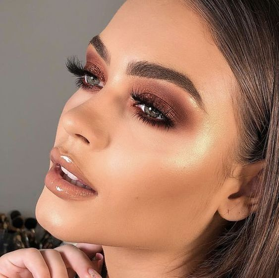 Best Natural Prom Makeup Idea to Make You Look Beautiful