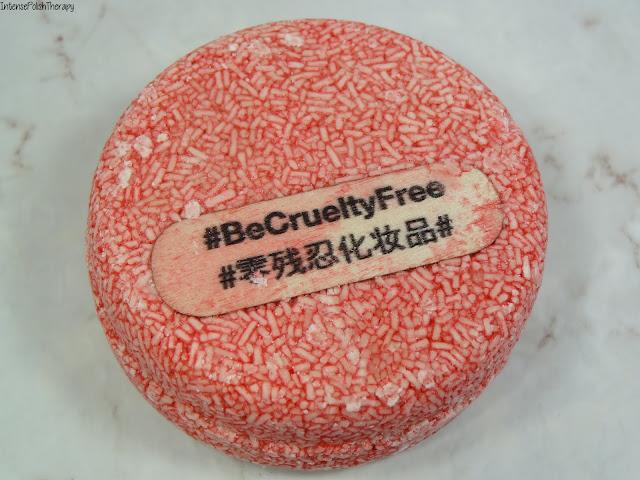 Lush - #BeCrueltyFree Shampoo Bar
