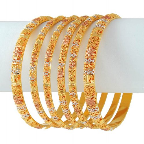 Bangles Design In Gold The Bridal Club Is All About Bridal