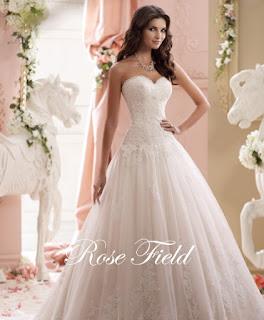 Wedding Dresses: Suli, Elegant A-line Sweetheart Appliqued Lace Bridal Wedding Dress 2015