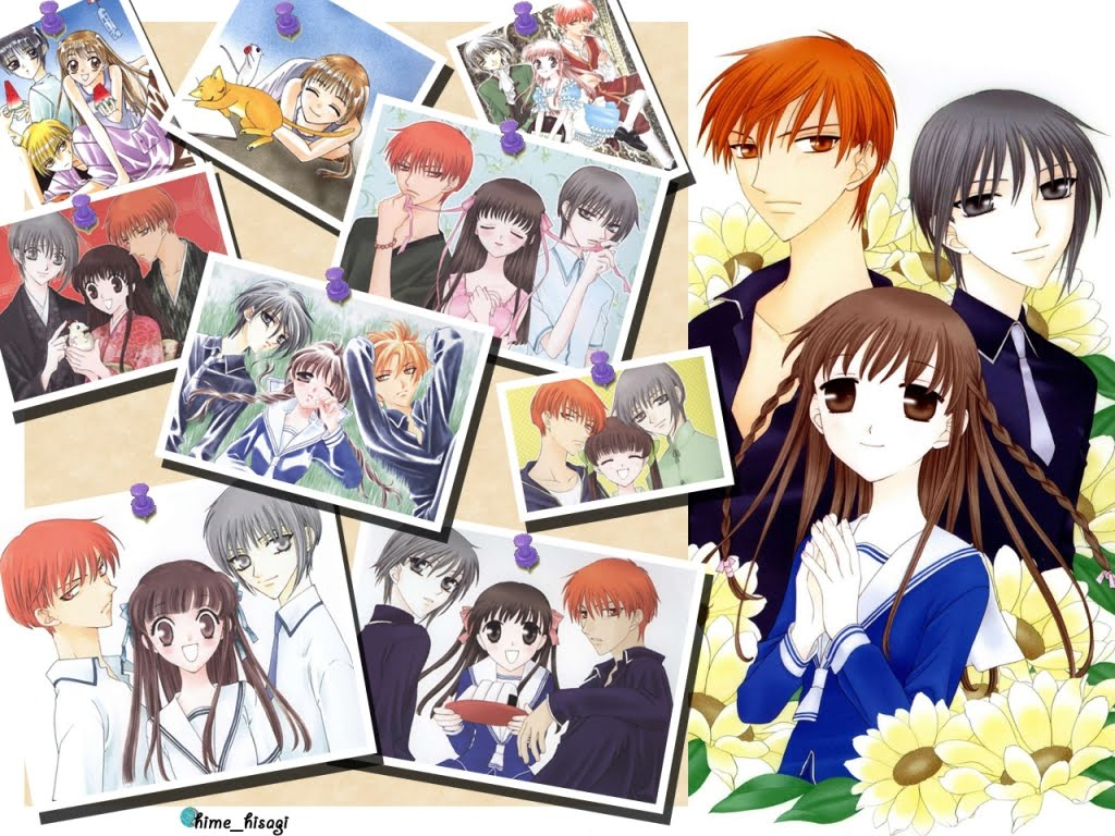 Anime and more: fruit basket