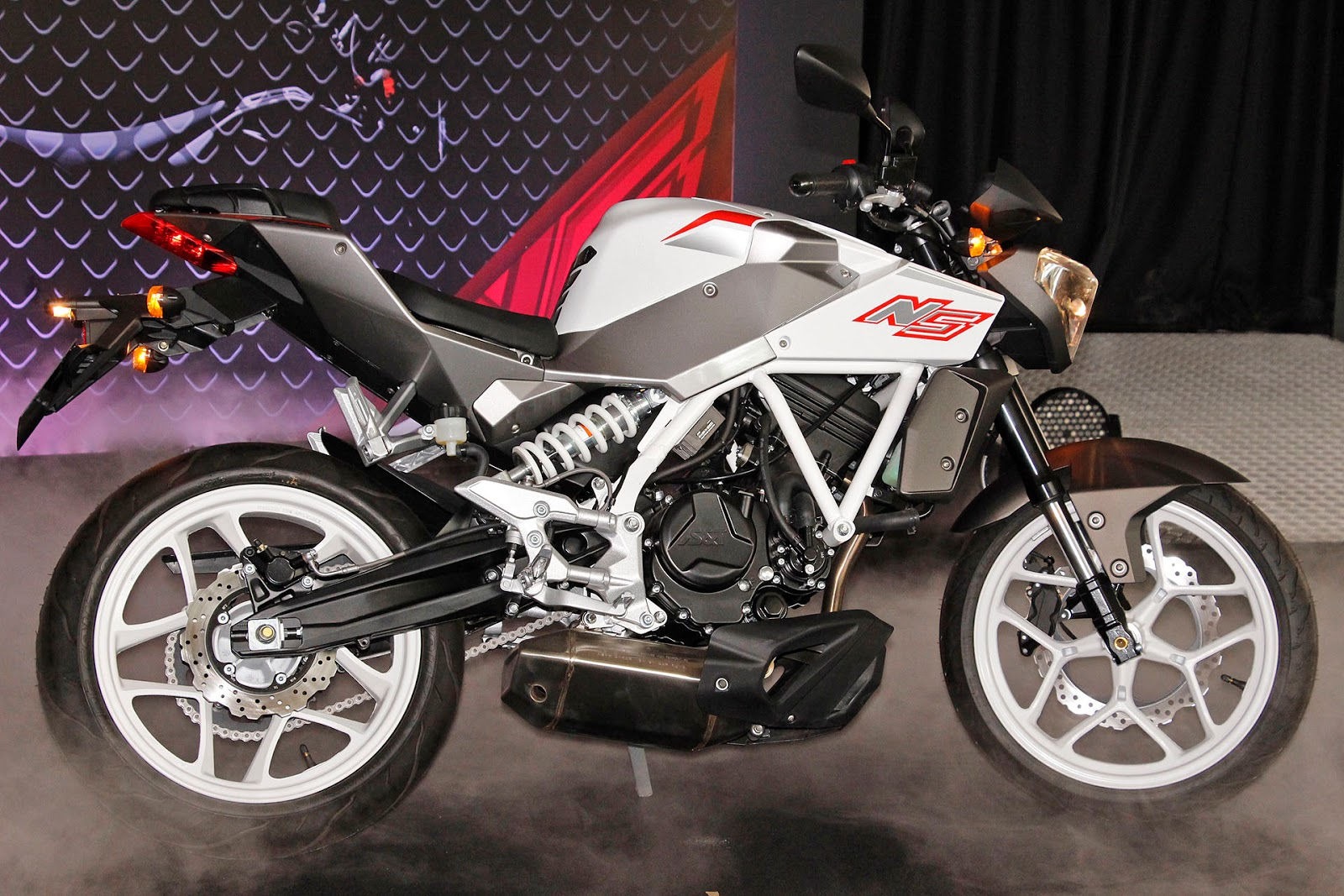Naza N5 250 Naked Bike - Harga Motosikal Di Malaysia-2555