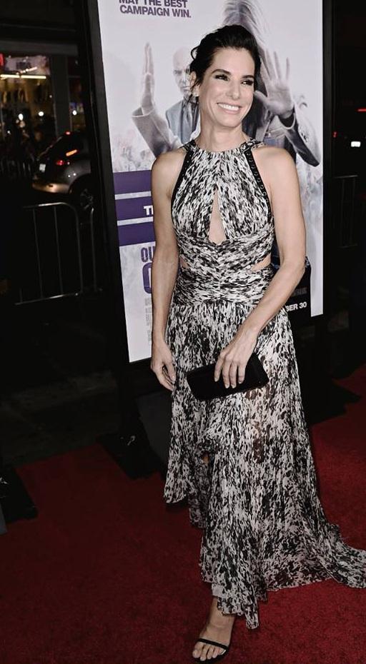 Biodata Sandra Bullock Serta Foto Terbaru