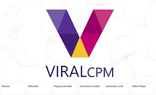ViralCPM - Monetización web