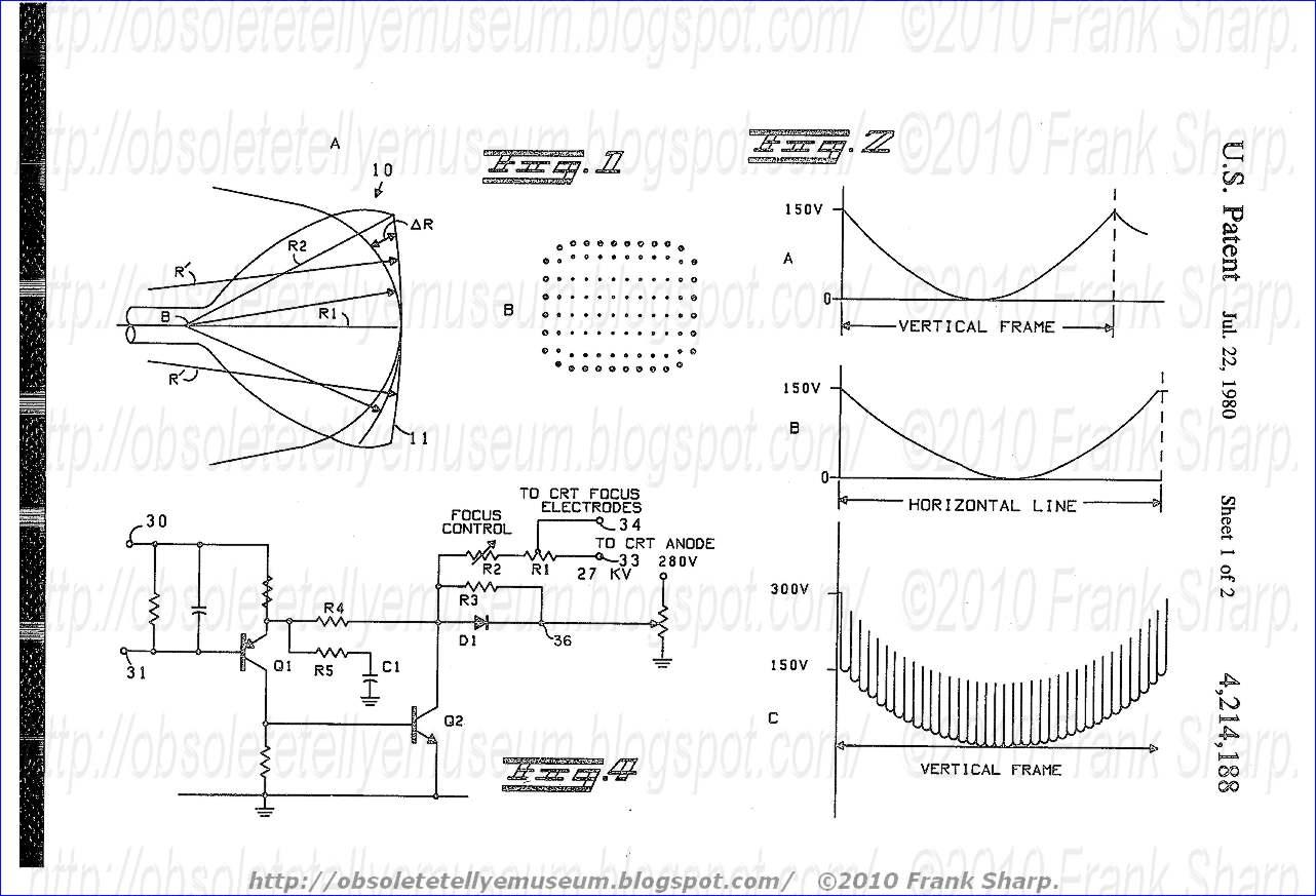 Obsolete Technology Tellye Telefunken Palcolor 656j