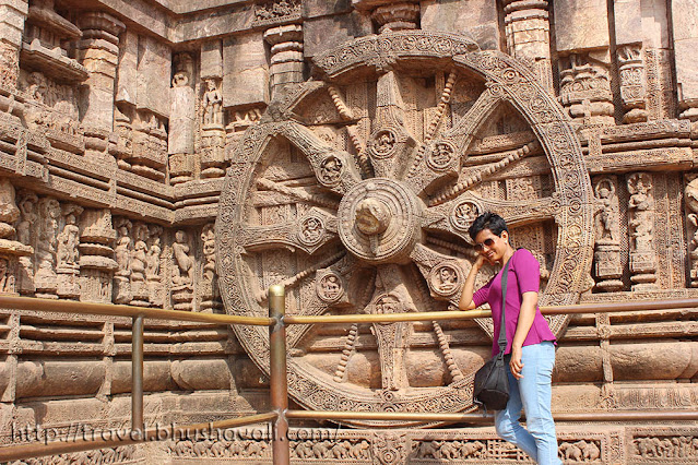 UNESCO Sites in India - Konark Sun Temple