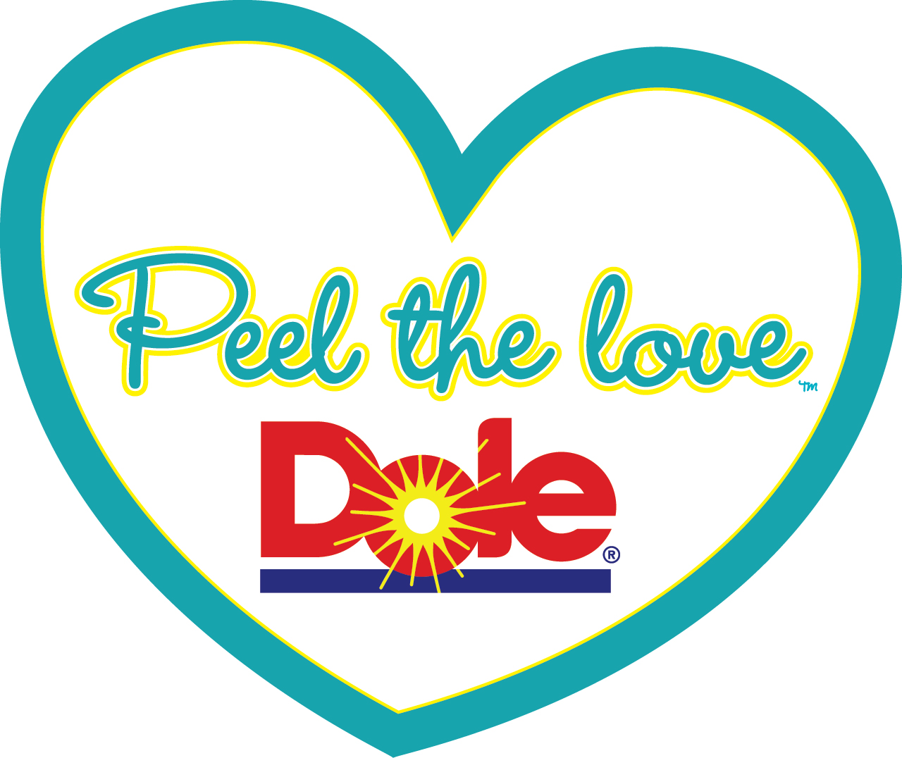 Dole Peel the Love tour