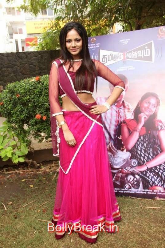 Aishwarya Dutta Photos, Aishwarya Dutta Navel Pics in Pink Saree