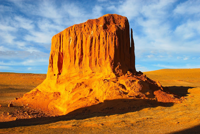 Bayanzag, Flaming Cliffs, Omnogobi Aimag, Mongolia