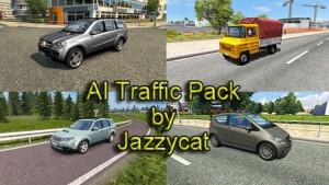 Jazzycat – AI Traffic Pack 7.1
