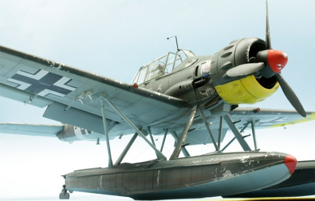 Arado 196 seaplane floatplane worldwartwo.filminspector.com