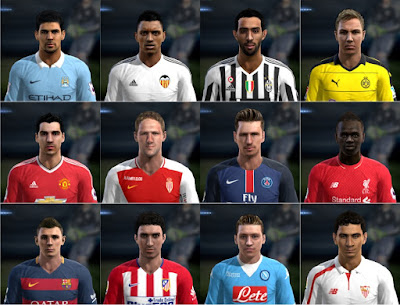 PES 2013 Update Option File SUN-Patch 5.0 #17/07/2016 by Maicon Andre