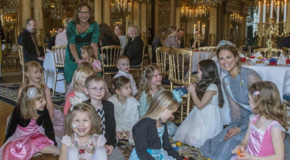 Princess Madeleine Held A Party For 'Min Stora Dag'