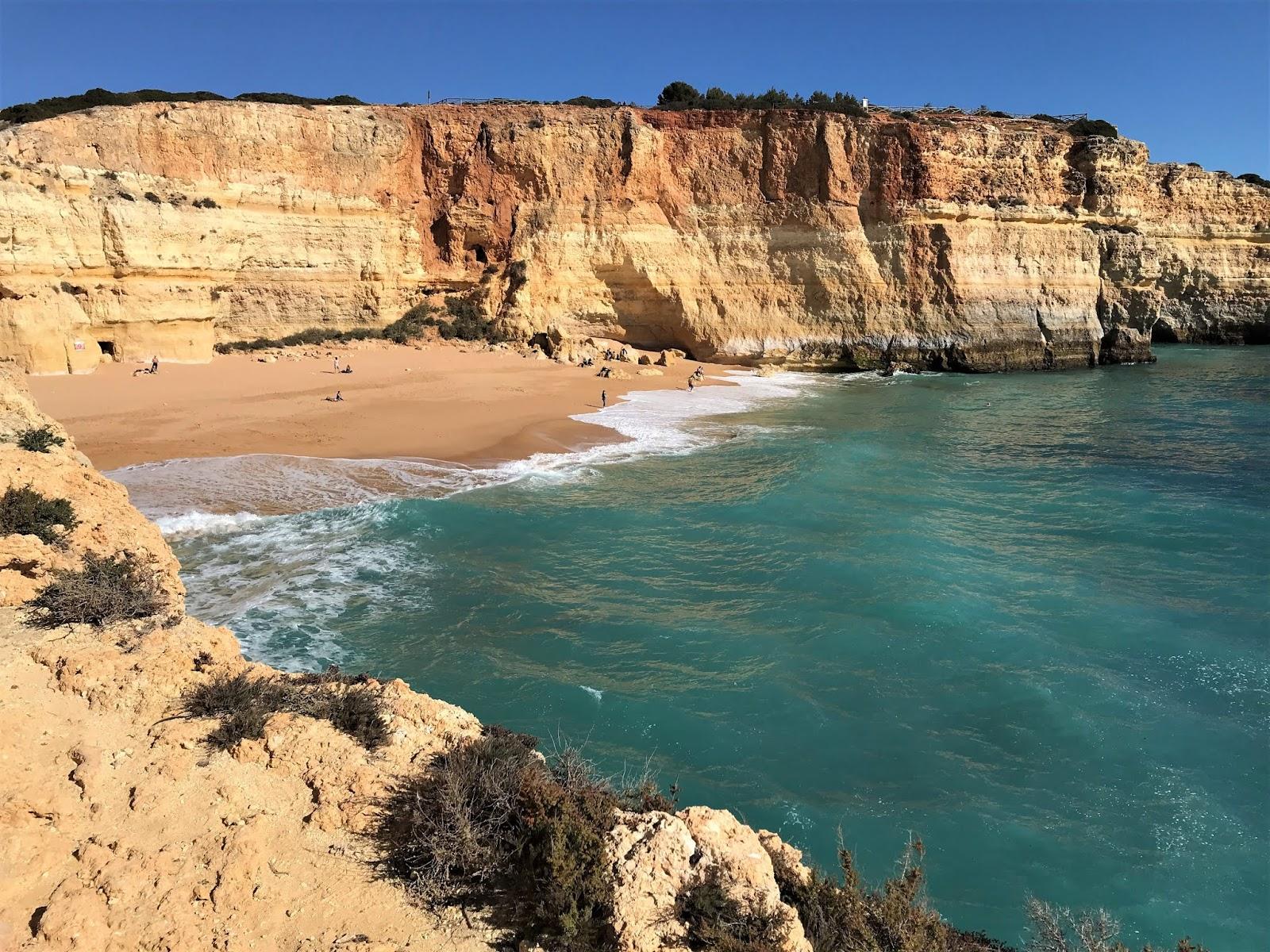 Praia-do-Benagil