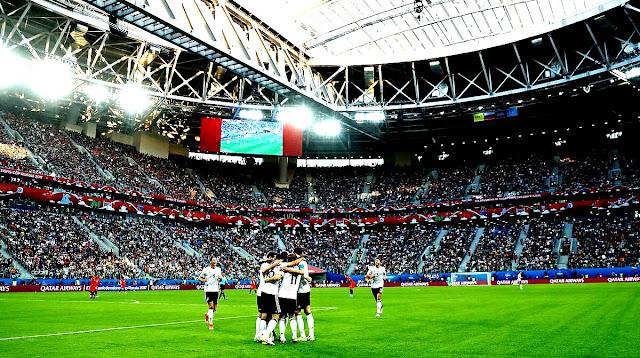 Alemanha é campeã da Copa das Confederações