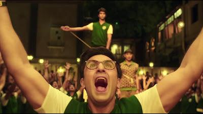 ranbir kapoor Wearing goggles image