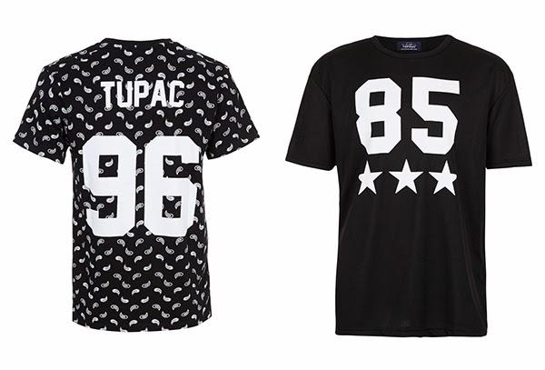 d90d0b774 Macho Moda - Blog de Moda Masculina  Tendência Number T-Shirts