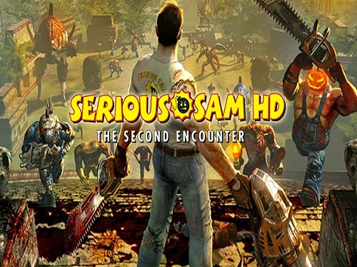 Serious Sam HD: The First Encounter Game Free Download