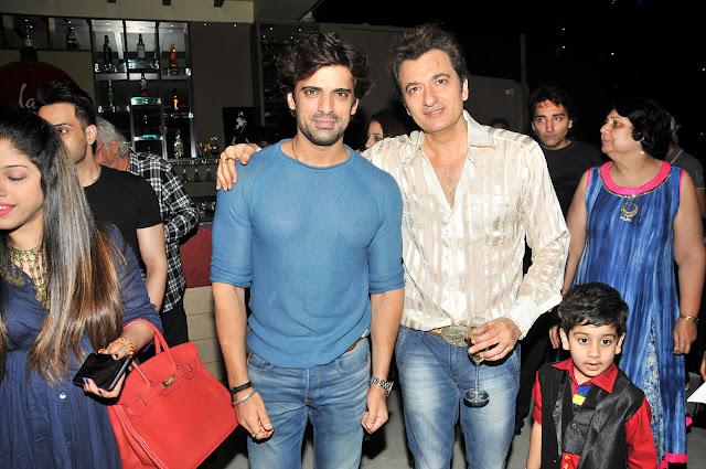 Avinash Wadhawan With Mohit Malik