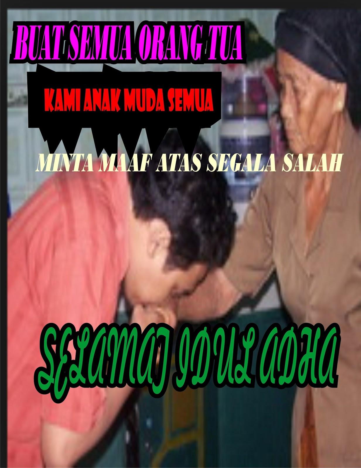 Kata Bergambar KEREN Selamat Idul Adha Buat DP BBM Status FB