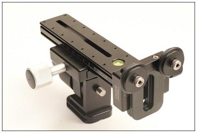 Hejnar PHOTO G16-60 MPR +F61ab QR clamp + LLSB Mod1