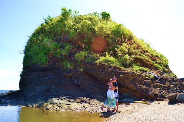 timangtang rock, Ilocos Norte, Pagudpod