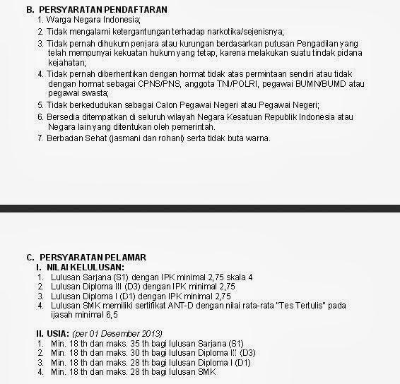Lowongan Kerja Administrasi Di Yogyakarta 2013 Portal Info Lowongan Kerja Di Yogyakarta Terbaru 2016 Lowongan Seleksi Cpns Bppt September 2013 Lowongan Kompas