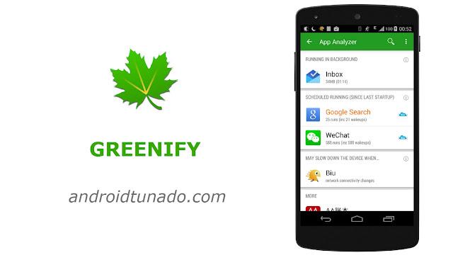 Greenify Donate v4.3.3.0 APK