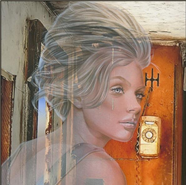 Adam Scott Rote | pintor hiperrealista americana | Leyenda Movie