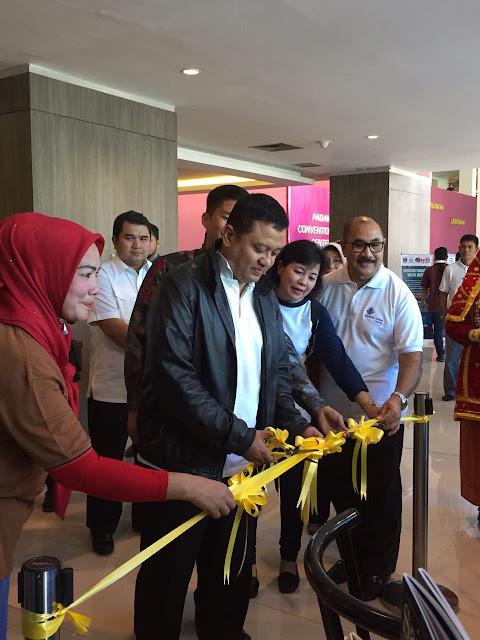 Dihadiri Pejabat BUMN, Cokelat Malibou Padangpariaman Resmi Dilaunching