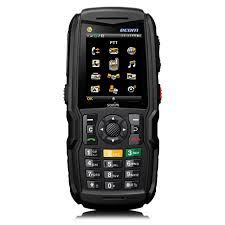 Spesifikasi Hape Outdoor Sonim XP5560 BOLT IS Ecom