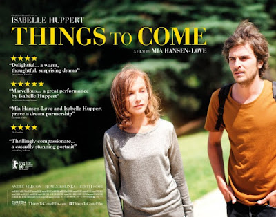 Review And Synopsis Movie Things to Come A.K.A L'avenir (2016)