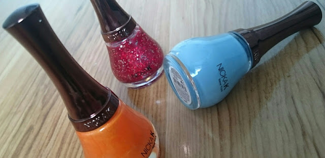Nicka K Nail Varnish Overview