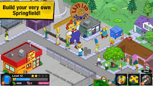 The Simpsons™ Tapped Out Mod Apk Unlimited Money