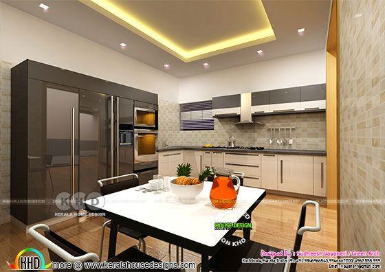 Kitchen interior design 2