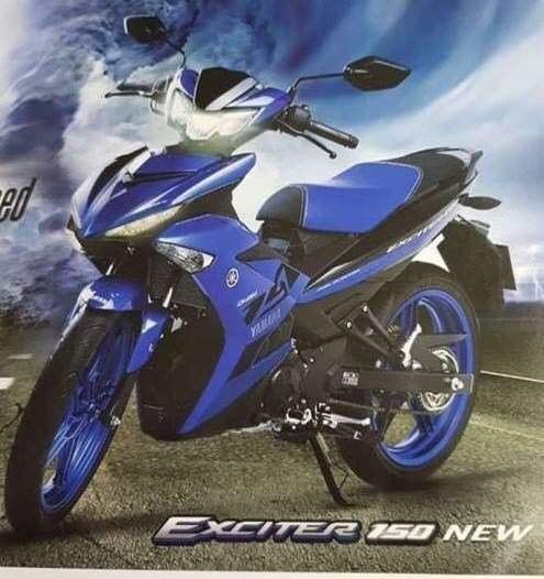 Spesifikasi New Exciter 150 Vietnam