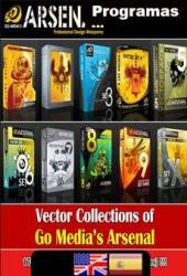 Arsenal Go Media's - Vector Pack 10 Sets Full Download  Free