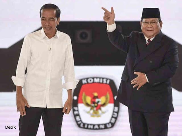 Yogyakarta di Atas Meja Strategi antara Joko Widodo dan Prabowo Subianto