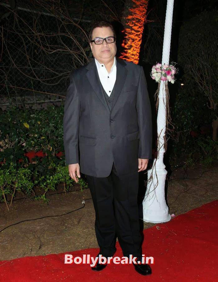 Ramesh S Taurani, Ahana Deol Wedding & Reception Pics