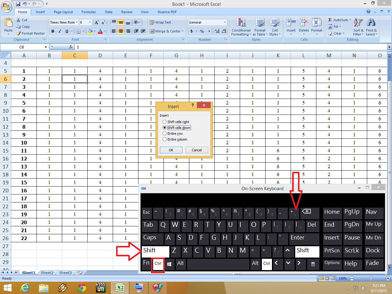 Excel Worksheet Rename Shortcut