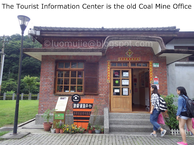 Houtong Coal Mine Ecological Park