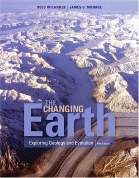 the changing earth expliring geology and evolution