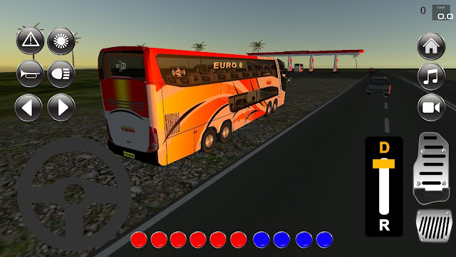 game bus android
