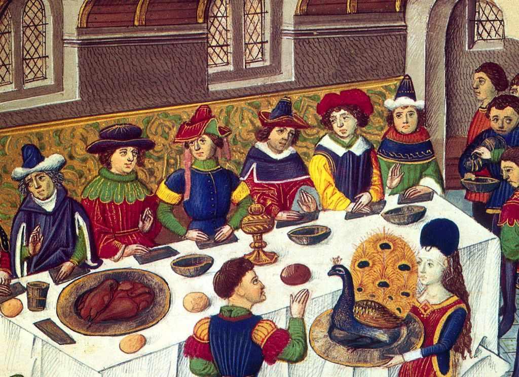 A cidade medieval festim medieval na corte do duque de - Cocinas en arganda del rey ...